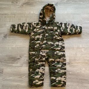Columbia | Toddler Down Insulated Snow Suit - 24M